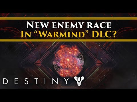 Destiny 2 Lore - New enemy race in the Warmind DLC? Frames... Constructs...