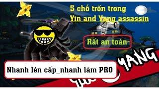 5 ch' trén an to'n trong ROBLOX | ROBLOX | [YIN gegen YANG] Ninja Assassin