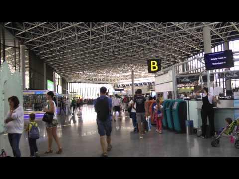 Аэропорт Адлер. Зона регистрации