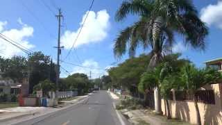Driving through: Ensenada to Playa Santa in Guánica, Puerto Rico