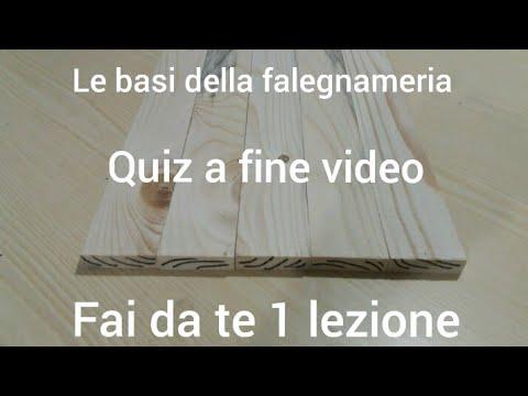 Fai da te - Cornice per porta from YouTube · Duration:  10 minutes 58 seconds