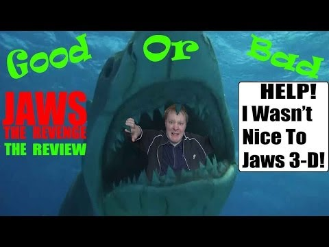Good or Bad: Jaws The Revenge Review