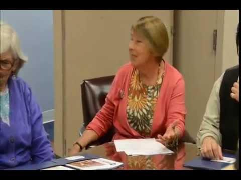 Senior Walk Audit Report @ Government Center   September 24 2014