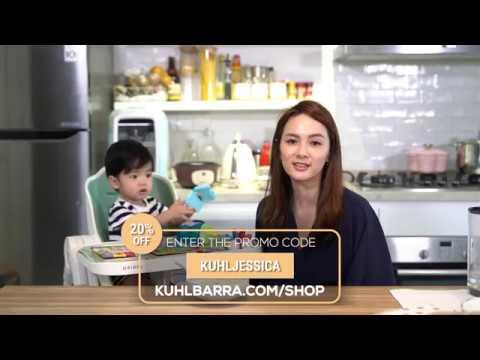 Kuhlbarra x Jessica Recipe Video