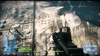 Battlefield 3 M.I.A.Trophy after HALO Jump