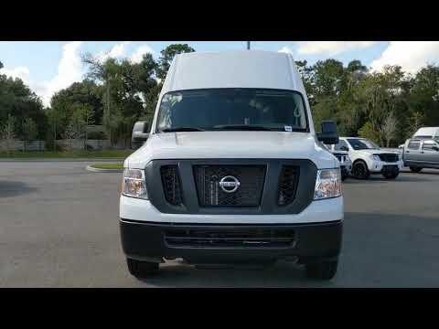 2020 Nissan NV Cargo DeLand Nissan N801882