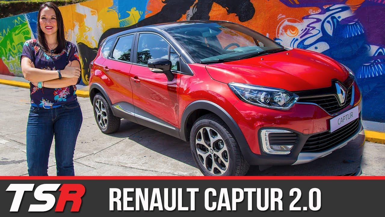 Renault Captur 2017 -  Vanguardista y listo para cautivar | Monika Marroquin