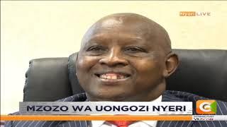 Gavana wa Nyeri apuuzilia mbali mtafaruku kati yake na naibu gavana