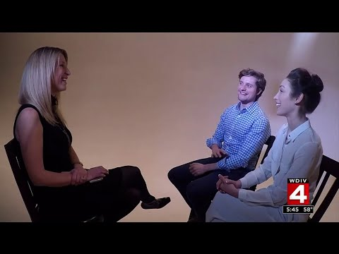 Charlie White and Meryl Davis talk about life off the ice