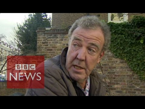 Jeremy Clarkson: 'Leave Ois alone... none of this is his fault' - BBC News