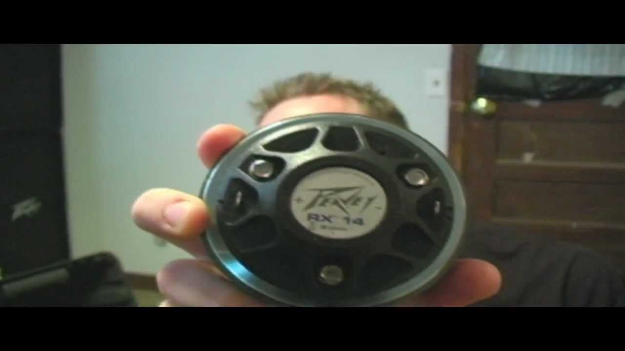 how to install an rx14 compression driver in a peavey neo speaker youtube. Black Bedroom Furniture Sets. Home Design Ideas