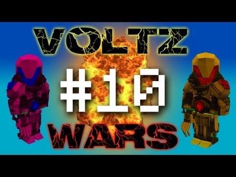Minecraft Voltz Wars - City Walls #10