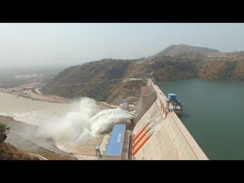 Bui Dam in Ghana