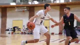 Luka Sakota is UNSTOPPABLE! Best PG in The Class of 2020 drops 35 against Lincoln Prep...