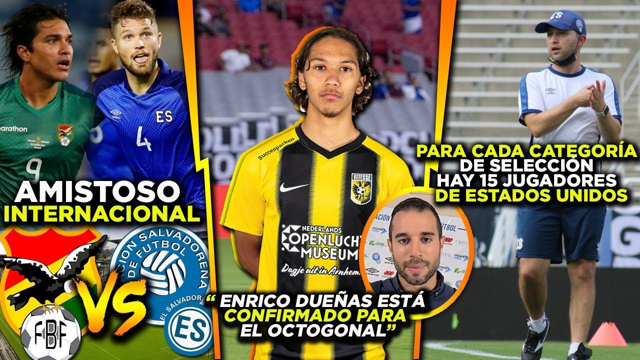 Download ENRICO DUEÑAS SERÁ CONVOCADO Al OCTOGONAL | LA SELECTA JUGARÁ CONTRA BOLIVIA? HABLÓ DT de la SUB 20