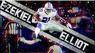 "Ezekiel Elliott ""slime belief-nbayoungboy"" highlights"