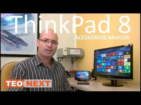 Download ThinkPad8 Acessórios Básicos Screenshots