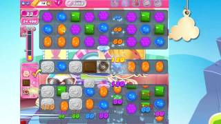 Candy Crush Level 1454  No boosters