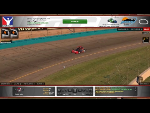 Majors Series Copper World Classic from ISM Raceway