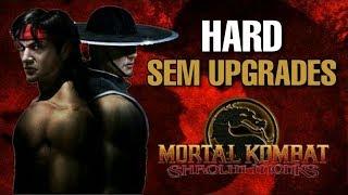 🔴 Mortal Kombat Shaolin Monks - DO INÍCIO AO FIM NO HARD SEM UPGRADES