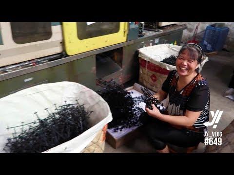 VISTING TOY FACTORIES IN CHINA | SHANTOU