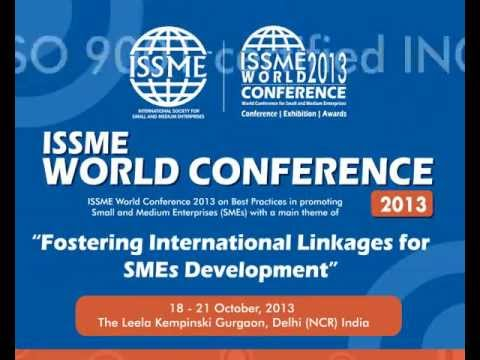 ISSME World Conference 2013