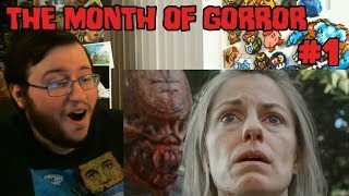 """Gors """"The Door in the Woods by Crypt TV"""" Short Horror Film REACTION #TheMonthOfGorror2019"""