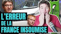 L'erreur de la France Insoumise sur la voiture électrique