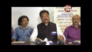 International artist Subhash Chandra Gosh to perform at Kala Academy.