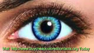Buy Cheap Colored Contacts Online.mp4