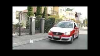Reklama Next taxi