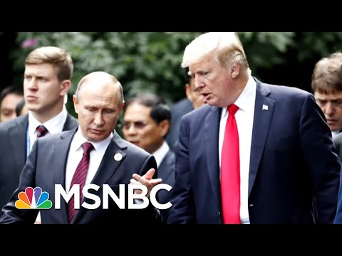 NYT: FBI Investigated Whether Donald Trump Was Secretly Working For Russia | The 11th Hour | MSNBC