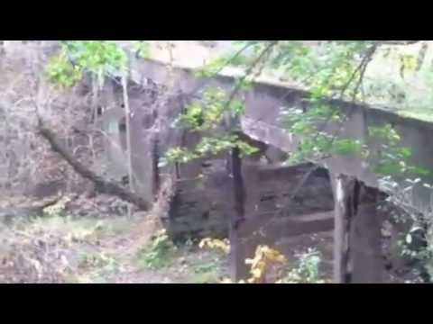 Newly Discovered Abandoned Town Road And Bridge Blairsville PA Indiana County