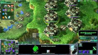 SC2: IS0093 - [2v2: TZ vs. TP - cubert, Aristeo vs. Nuku, SaNY] - Game 2 - Part 2/2