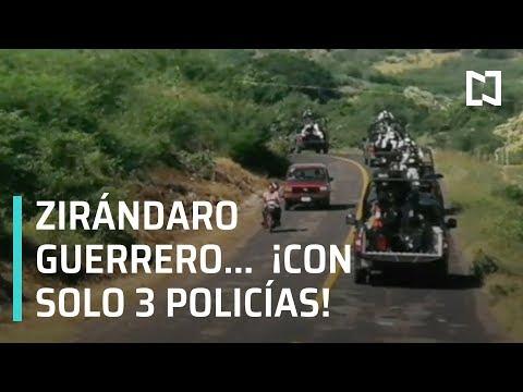 Enfrentamiento En Zirándaro Guerrero - En Punto