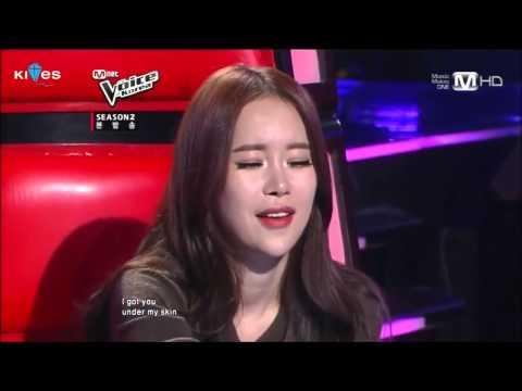 Kim Eun Ji   Mirotic  The Voice Korea