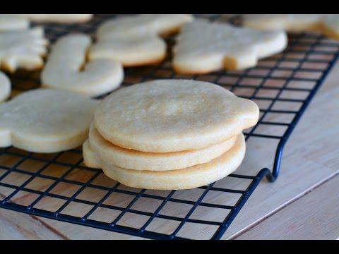 Sugar Cookies Recipe | How To Make Sugar Cookies | SyS