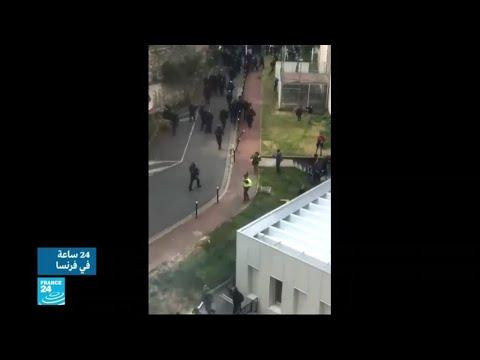 فرنسا..  مقاطع فيديو تفند رواية الحكومة حول اقتحام المتظاهرين لأحد مستشفيات باريس