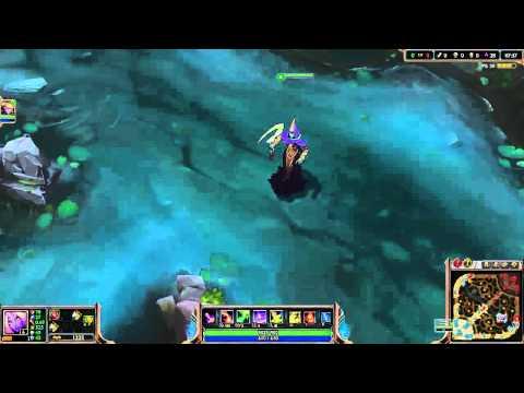 League of Legends   Reaper Soraka Skin Spotlight [GER]