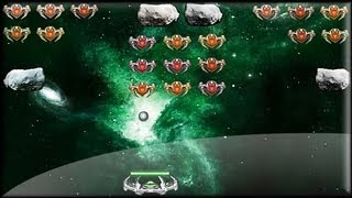 Ark Invaders - Flash Game Preview