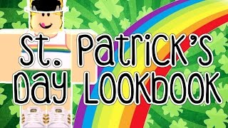 St. Patrick's Day Lookbook || ROBLOX