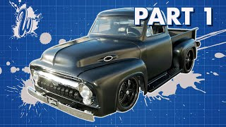 Video West Coast Customs - Stallone's '55 Ford - Part 1 download MP3, 3GP, MP4, WEBM, AVI, FLV November 2017