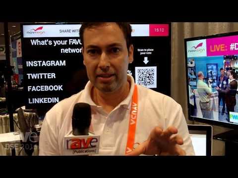 DSE 2015: Novisign Features Social Media Widgets for Digital Signage