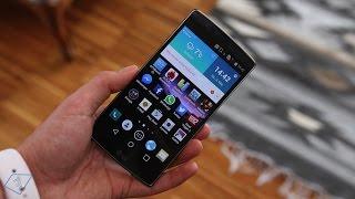 LG G Flex 2 Test - Eine krumme Sache | tabtech