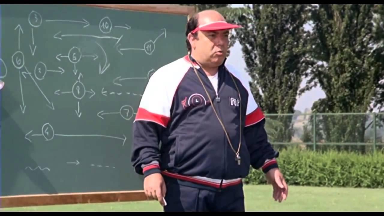 NR, L'allenatore del pallone vestì il brand di Raccuglia