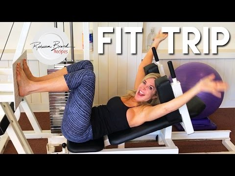 Fun Fit Trip for my Weight Loss in Ojai, California - Girls Getaway at The Oaks Spa