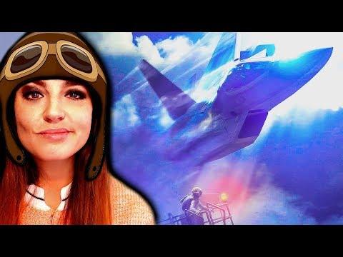 Je me suis envoyée en l'air sur Ace Combat 7 : Skies Unknown !