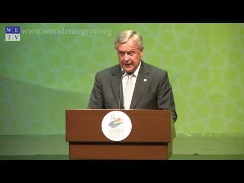 WPC2017 | Jozsef Toth, President, World Petroleum Council, Opening Keynote