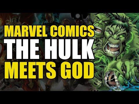 The Immortal Hulk: The Hulk Meets God | Comics Explained