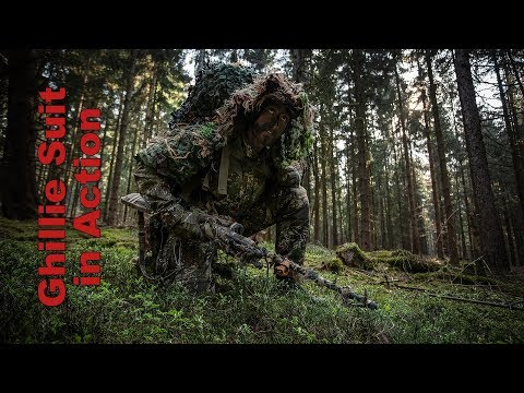 Ghillie Suit In Action - Adventure Vlog 23 - Concamo UfPro, Observer, Forestia